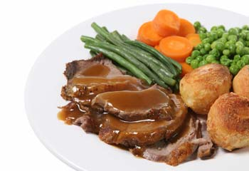 how to cook a lamb roast dinner