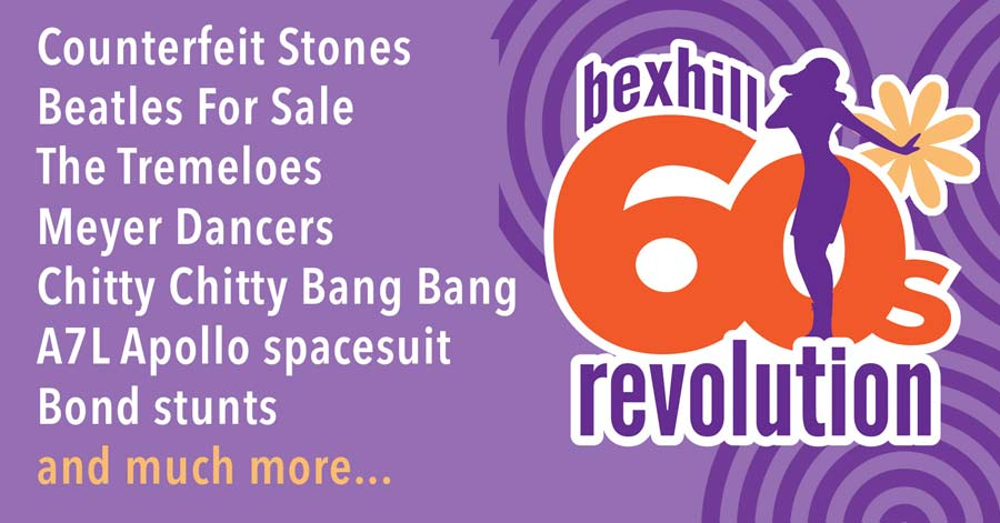 Bexhill 60s Revolution - What's On?