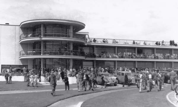 The 1936 Concours D'elegance at DLWP