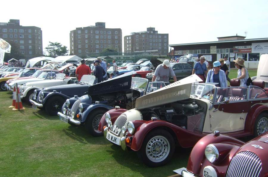 Bexhill 100 Classic Car Show