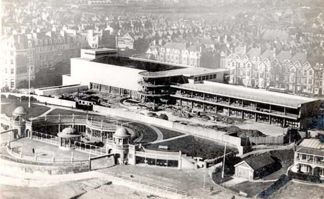 The De La Warr Pavilion in 1935