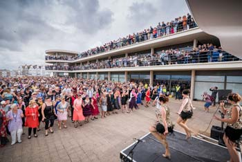 The Charleston Challenge at the Bexhill Roaring 20 - photo