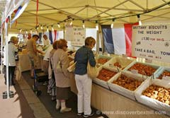 Bexhill's anglo-continental market