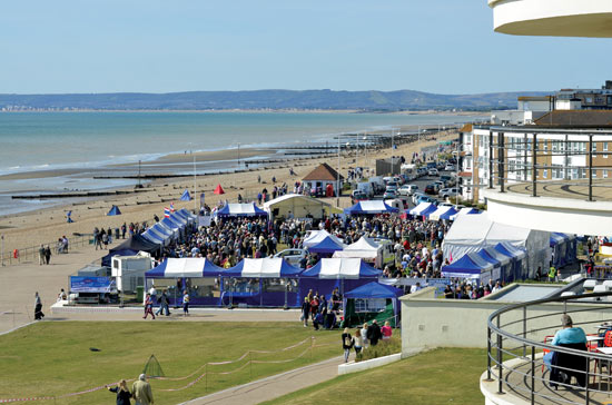 Sea Angling Festival from DLWP