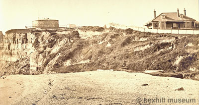 Martello Tower at Galley Hill c1890