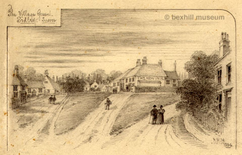 Sidley Green in 1896