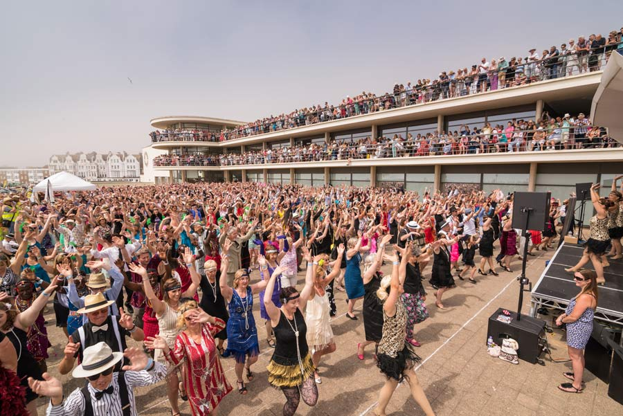 Bexhill's 2016 Roaring 20s attempt