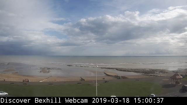Webcam Photo for Monday, 18 March 2019
