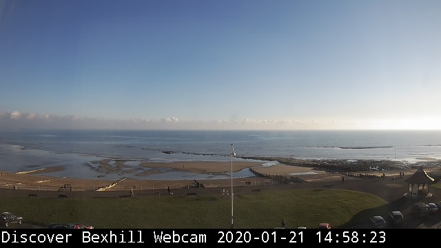Webcam Photo for Tuesday, 21 January